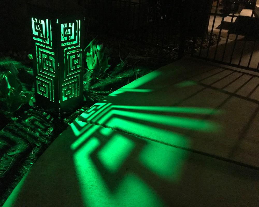 denver landscape lightingcolor changing lamps denver landscape
